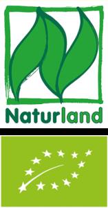 Naturland zertifiziert
