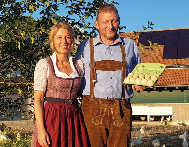 Manuela und Hanspeter Dürr